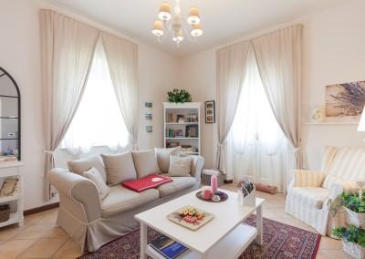 Finestre Soggiorno Primo Piano Casa Vacanze Nina Guest House