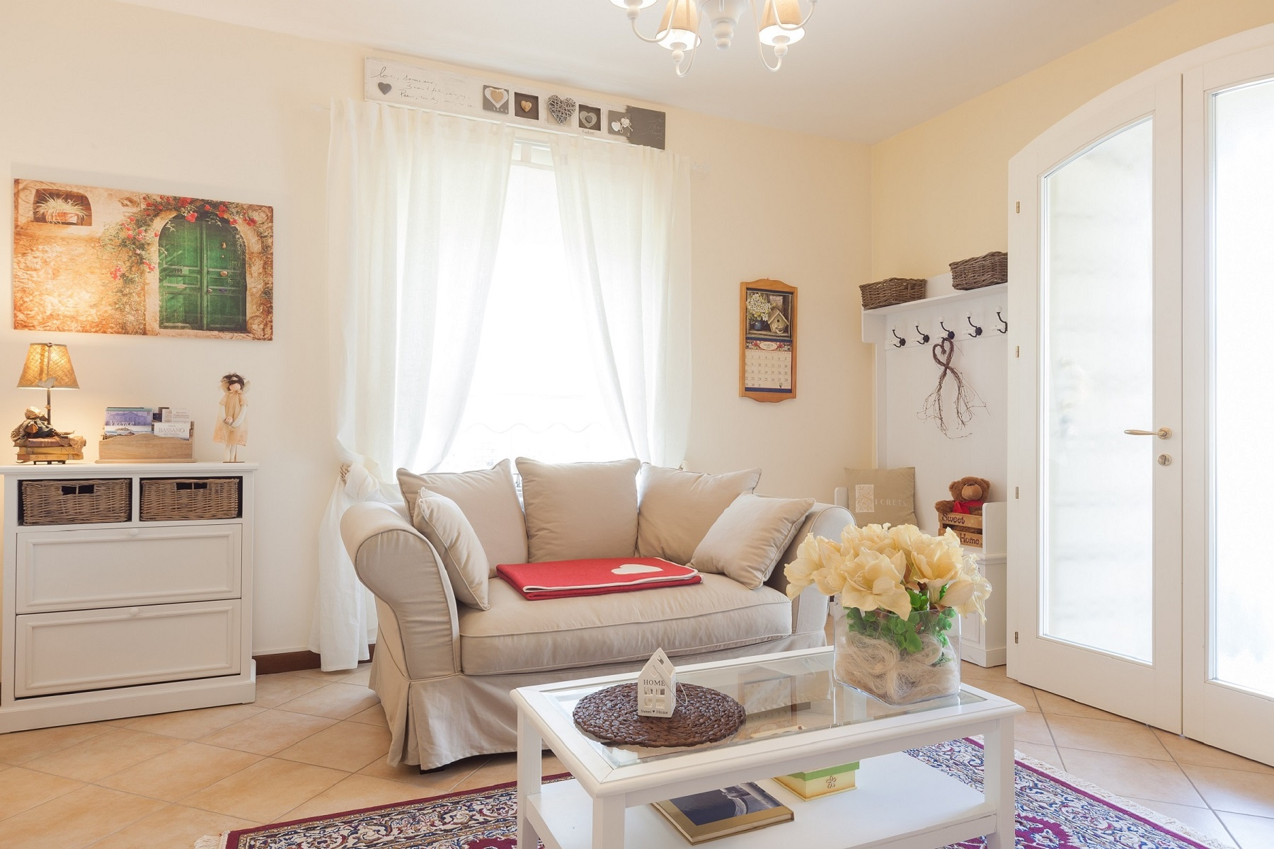 Apartment Country Vacation Rental Home Nina Guest House