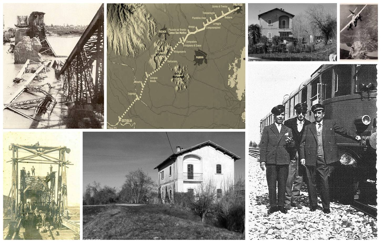 Storica casa cantoniera della linea treviso ostiglia for Due case di tronchi storia